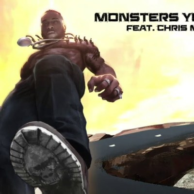 Burna Boy Ft Chris Martin - Monsters You Made Lyrics