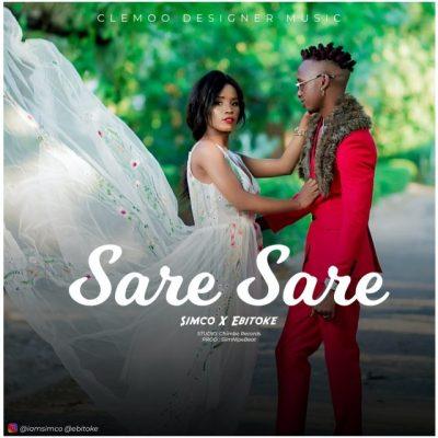 EBITOKE x SIMCO - SARE SARE Lyrics