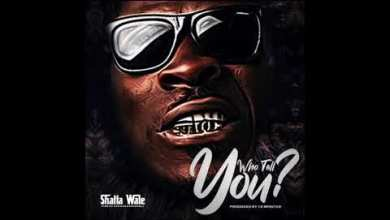 Photo of Shatta Wale – Who Tell You?