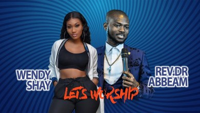 Photo of Wendy Shay x Rev.Dr Abbeam Amponsah – Let's Worship
