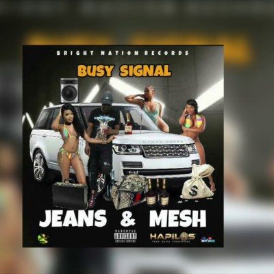 Busy Signal - Jeans & Mesh