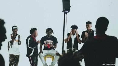 Photo of Kofi Mole – Mole Mondays Cypher