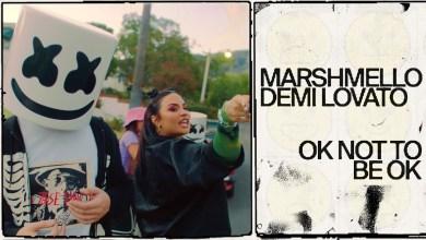 Photo of Marshmello & Demi Lovato – OK Not To Be OK Lyrics