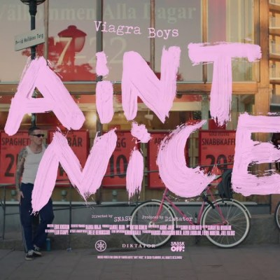 Viagra Boys – Ain't Nice Lyrics