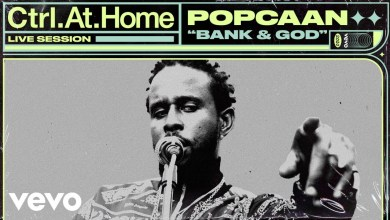 Photo of Popcaan – BANK & GOD (Live Session)