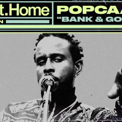 Popcaan - BANK & GOD (Live Session)