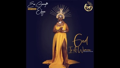 Photo of ENO BARONY Ft EFYA – God is a Woman Lyrics