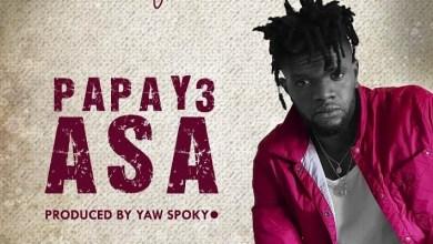 Photo of Ogidi Brown – Papa Y3 Asa (Prod. by Yaw Spoky)