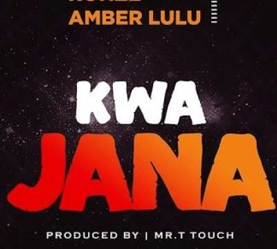 Ronze Ft. Amber Lulu – Kwajana