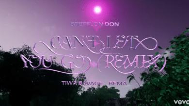 Photo of Stefflon Don Ft Tiwa Savage x Rema – Can't Let You Go Remix Lyrics