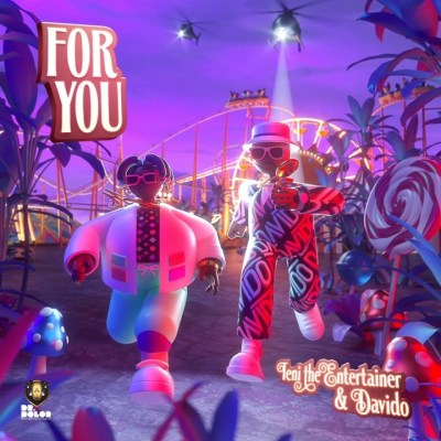 Teni Ft Davido - For You Lyrics