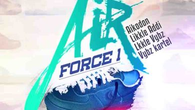 Photo of Vybz Kartel – Air Force 1 Ft Likkle Vybz x Likkle Addi