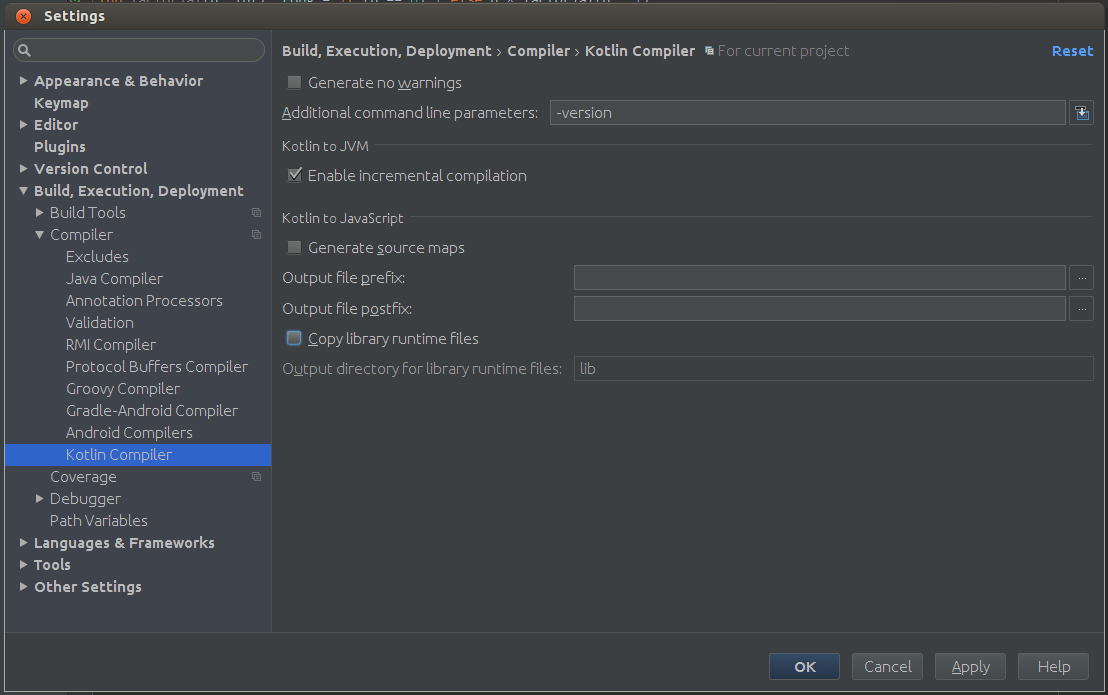 Creating Kotlin/JavaScript library with IntelliJ IDEA - Kotlin 語言中文站