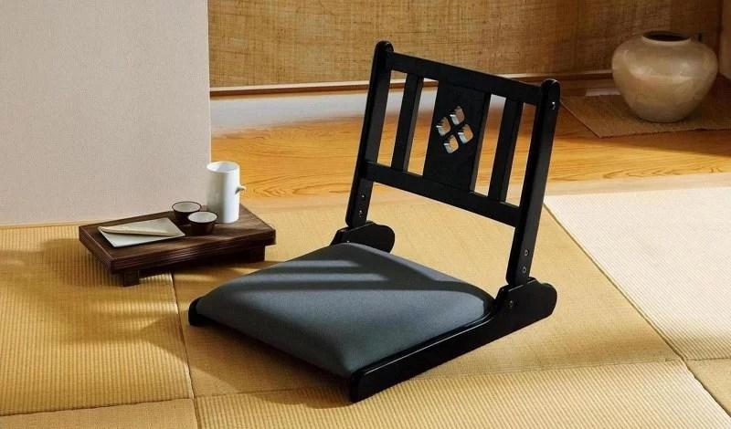 mot japonais isu la chaise signe d