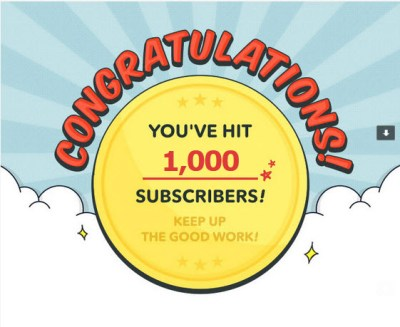 millennials hits 1000 subs on webtoon