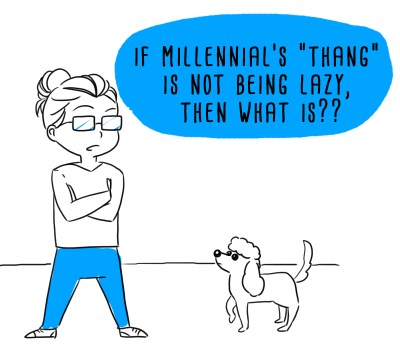 what is millennials thing