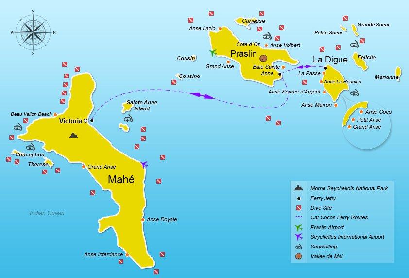 A Guide To Praslin Island Seychelles Kotravellers