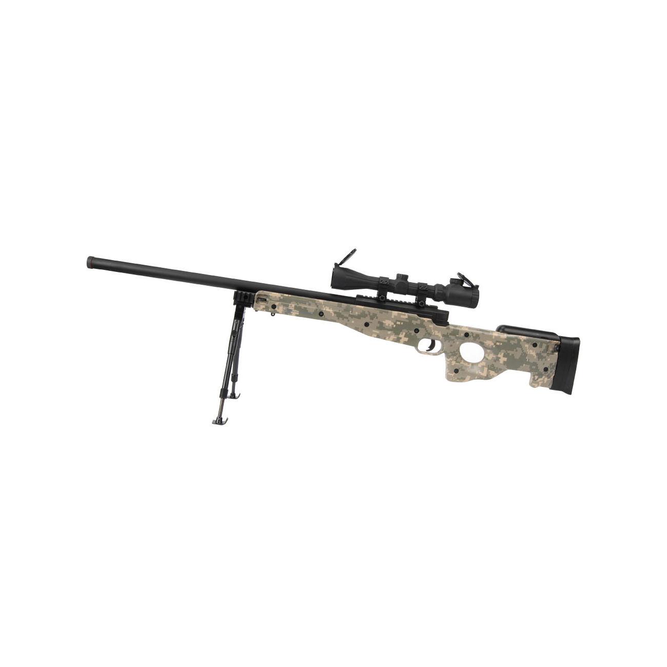 Utg Shadow Ops Sniper Softair L96 At Digital