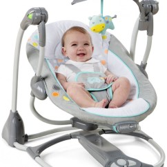 Swing Chair Baby Hanging Ball Ingenuity Convertme 2 Seat Convertible Avondale