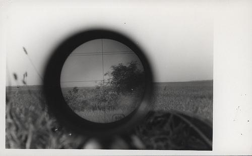 #Poem – Sniper Zen