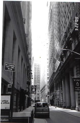black and white trading charts photo