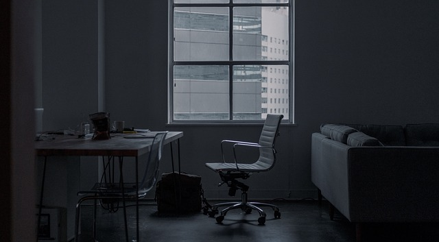 #Idea – The Wrong Workplace / 08.05.18