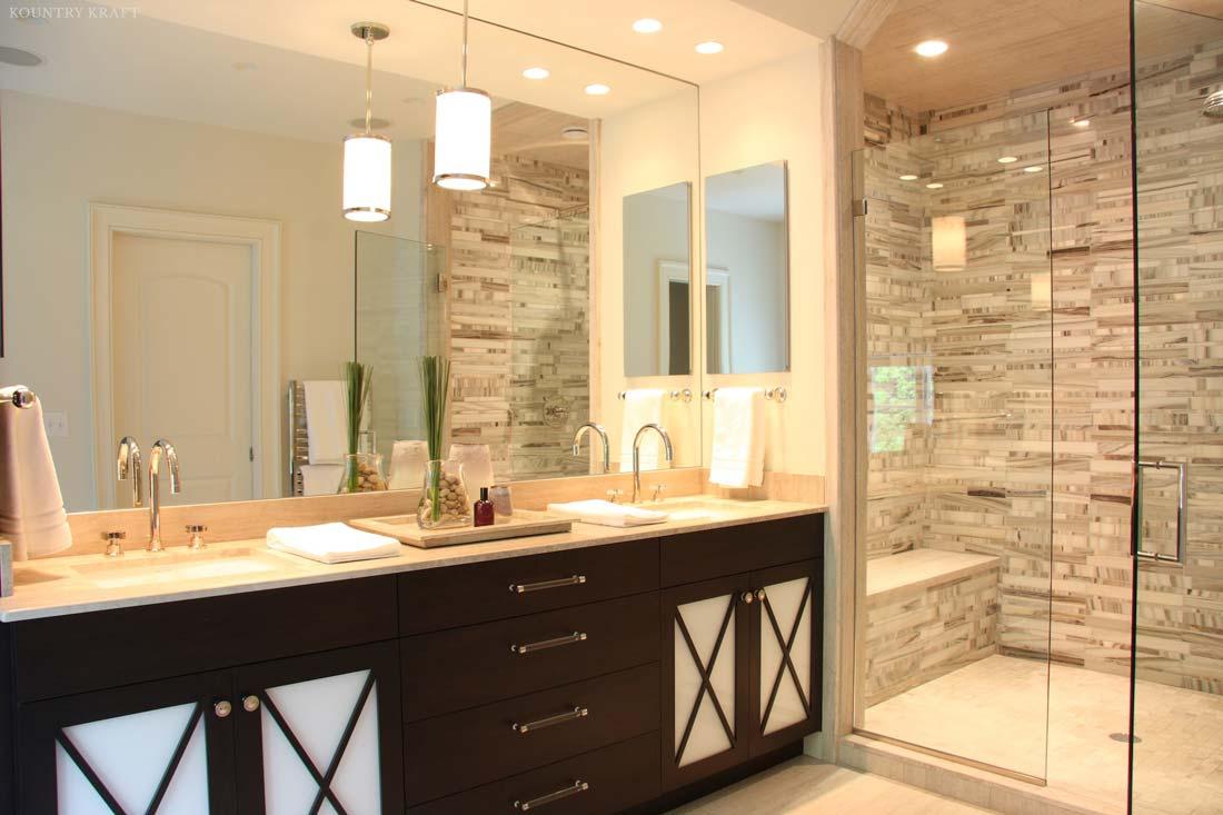 decorating ideas kitchens custom kitchen cabinet bath vanity cabinets in darien, ct - kountry kraft