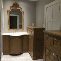 Custom Bathroom Vanity Cabinets in Pittsburgh, Pennsylvania
