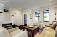 Custom Living Room Divider Cabinet in Washington DC