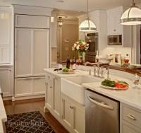 White Kitchen Cabinetry in Chatham, NJ - Kountry Kraft