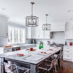 American Made Kitchen Cabinets Western Decor Wrought Iron Island And White In Towaco ...