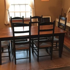 High Top Table With 6 Chairs Air Bean Bag Chair Foot Farm Kountry Kupboards Picture