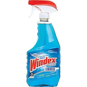 windex spray