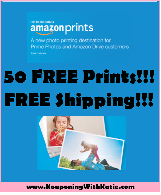 50 FREE Prints, With FREE Shipping!!!! HURRY