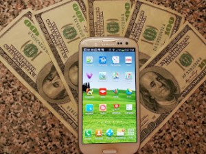 smart-phones-money