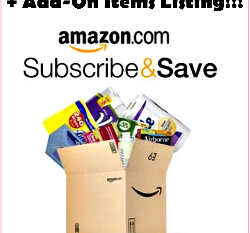 How To Find ALL Subscribe & Save Items + Add-On Items, On Amazon!!!