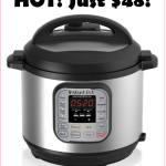 WOW!!! Grab The $130 7-in-1 Instant Pot For Just $48!!! Slow Cooker, Pressure Cooker, Rice Cooker, Steamer, & More!!!
