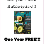 One Year FREE Eating Well Magazine!