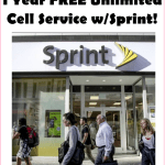 HOT DEAL!!! FREE Year Of Unlimited Data/Talk/Text With Sprint, For A Limited Time!!! Save $900!!!