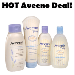 Aveeno Baby Products Sale Running At Target!!!