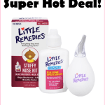 Don't Miss $0.49 Little Remedies Stuffy Nose Kit At Walgreens!!!