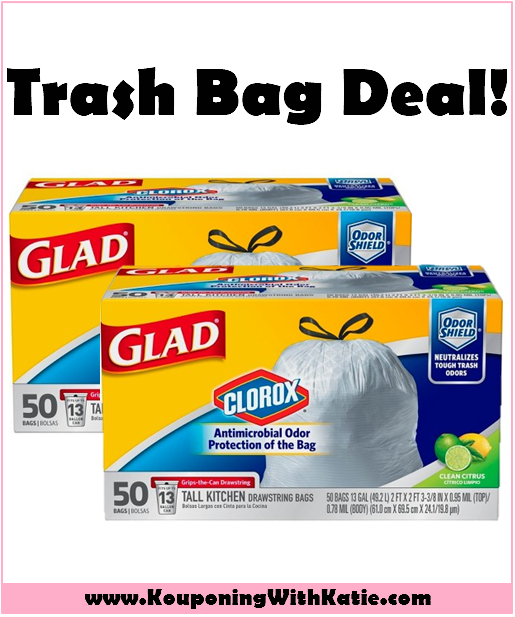 glad kitchen trash bags chimney without exhaust pipe save almost half off at target i hate blowing money on these since feel like it is going straight into the literally here s how you can with a couple of