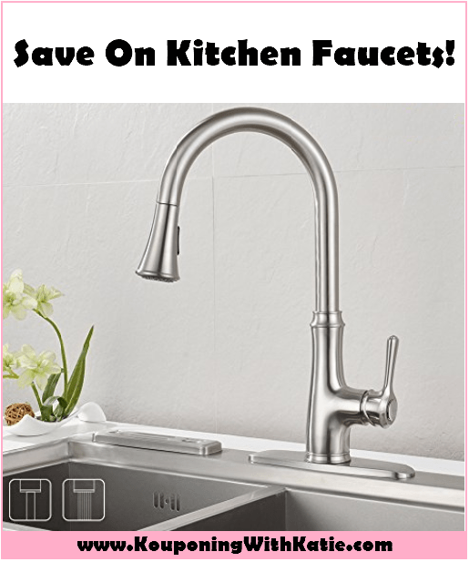 HANDS FREE Kitchen Faucet, Just $119, Today Only ...