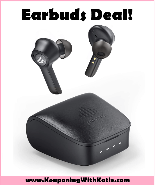 Dollar General Earbuds With Mic : dollar, general, earbuds, Bluetooth, Wireless, Earbuds, W/Microphones,, .99, Promo!!!, Kouponing, Katie
