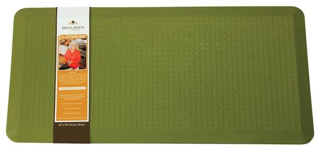 green kitchen mat buy island paula deen anti fatigue review giveaway ends 11 5 product