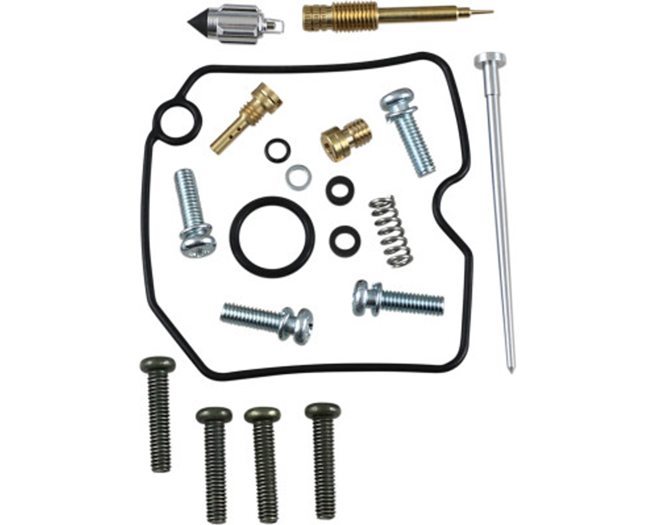 All Balls Racing Carburetor Rebuild Kit Kawasaki Vn800
