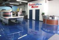 Qualitative Polyaspartic coating systems by Kourtis Commercial