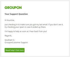 Groupon Extra