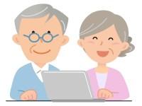 ご夫婦でパソコン