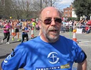 Marathon Mile 13 500